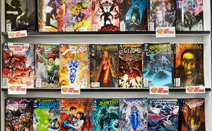 Daily Planet Comics Ipswich