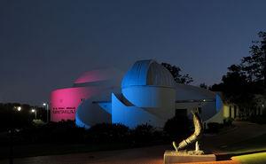 Sir Thomas Brisbane Planetarium Mt Coot-tha